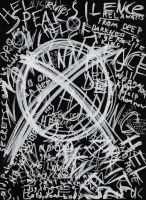 Slender Madness drawing by Internet-Cancer