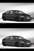 VW Compact_Coupe by EDLdesign