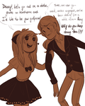 Dating by MaryLittleRose