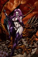 Lady Death by RodVill