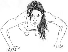 quicksketch- pushup by damean92