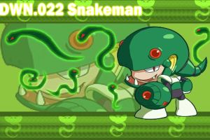 Snakeman Powered Up by spdy4