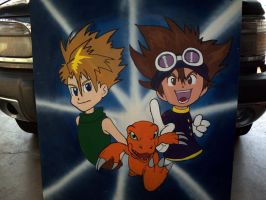 Digimon Classic by Rene-L