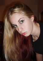 ..Face with new hair 5.. by Bloody-Kisses-STOCK