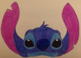 Stitch by RedMcSpoon