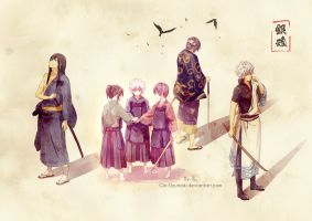 GINTAMA- the impossible past by Gin-Uzumaki