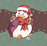 Christmas-Private by WillyThePenguin