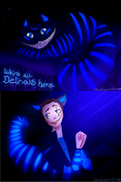 {speedpaint} H2odelirious:We're all delirious here by ChloesImagination