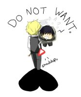DO NOT WANT.-omake by m-miron