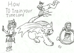 How to train your timelord by Artdirector123