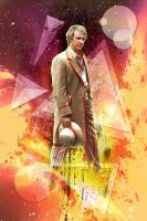 Fifth Doctor by coldcase1