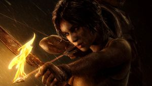 Tomb Raider Wallpaper by Jazz117Volkov