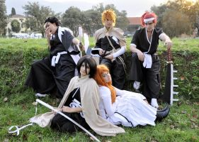Bleach: Shinigami 02 by HellDolly