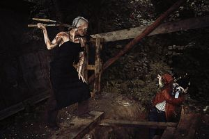 Trager and Upshur by Michelsminne