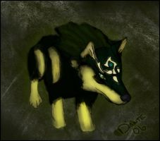 Wolf Link by Dante3o3