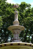 Victorian Fountain by LutherHarkon