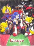 Escape cover by sonicartist16