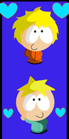 South Park, The Blondes by ScrewStudying