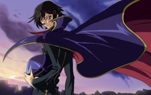 ~::..Lelouch Lamperouge..::~ by CheshireWolf97