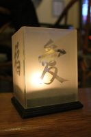 Japanese Lamp Stock 004 by TundraStock
