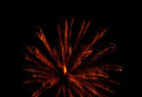 Fireworks on the 4th-VI by Holly6669666