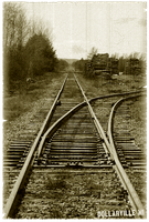 A Railroad Picture - Aged by akuba