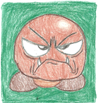 Angry Goomba by smawzyuw2