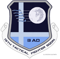 NLRAF Lunar Squadron Wing Patch by lonewolf3878