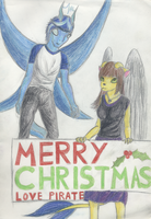 Merry Christmas by o-Pirate-o
