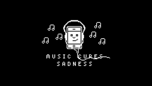 Music Cures Sadness Wallpapers by TripleXero