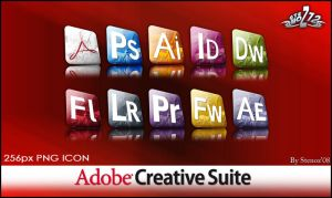 Adobe Creative Suite by stenoz72
