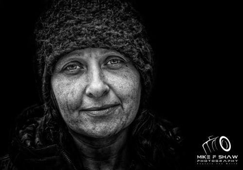 Homeless Not Hopeless XIII by MikeFShaw