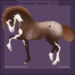 1035 Group Horse Import by Cloudrunner64