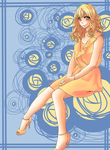 F-Bomb :: Yellow by Ashe-Star