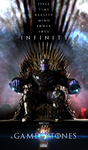 Thanos: Game of Thrones by Meksicano