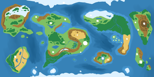 World Map by pocket-arsenal