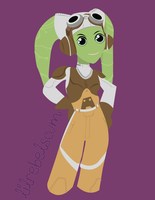 Star Wars Adorables: Hera  Syndulla by lilrebelscum
