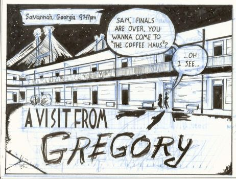 A Visit from Gregory  page 1 by Wirt4