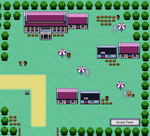 Acora Town by MyPokemonStory