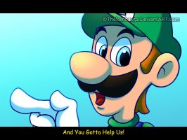 And You Gotta Help Us by RatchetMario