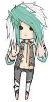 -solo adopt- CLOSED by Voodoo-Elf