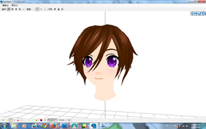 WIP new self model by NadeshikoLove1