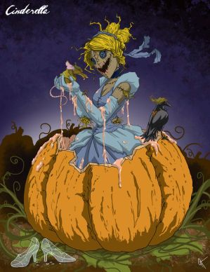 Twisted_Princess__Cinderella_by_jeftoon0