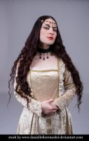 Medieval princess stock 4 by DanielleFioreModel