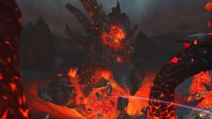 Madness Of Deathwing (W.O.W) by ColorDrake