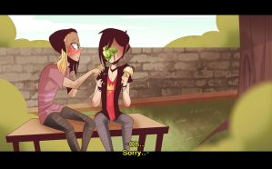 OTP challenge Day 13 - screenshot by Elemental-FA