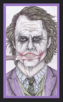 The Joker by KawaiiMoogle