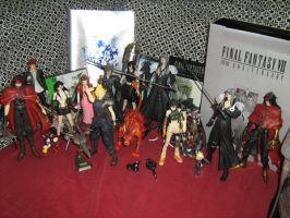 FF7 Collection by allaboutnothing