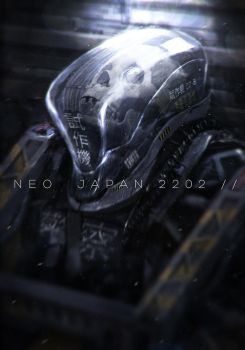 NEO JAPAN 2202 - Shin Jinrui Experiment by johnsonting