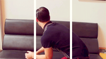 Blaine Anderson 3D gif. by troubletone
